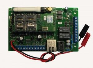 MULTICOM IP:GPRS Universal GPRS:Ethernet:SMS:PSTN Modülü