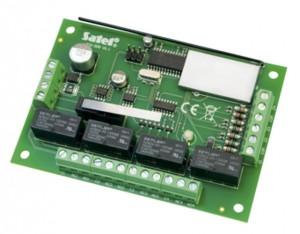 SATEL ACX-200 Kablosuz Zon ve Çıkış Arttırma Modülü
