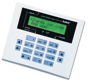 SATEL CA-5 LCD keypad