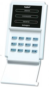 SATEL INTEGRA Partition Keypad